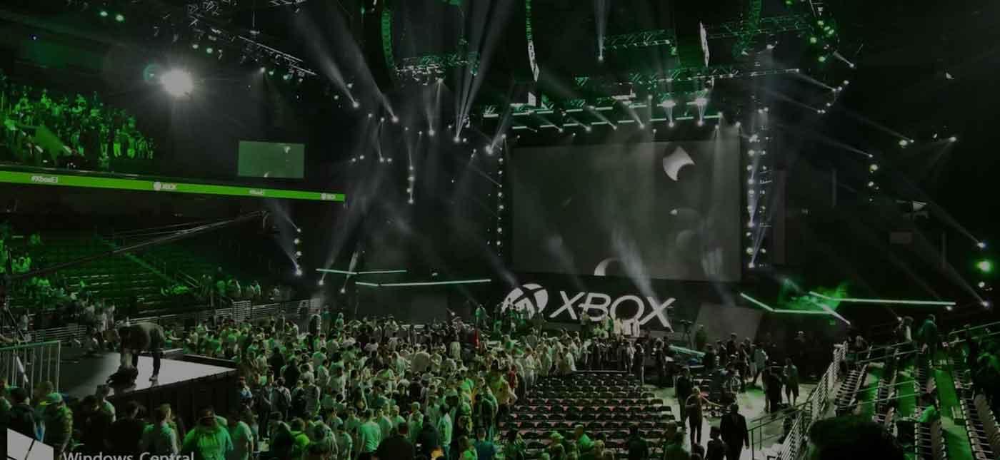 E3 2017 Microsoft Press Conference