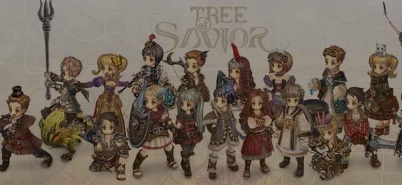 ทำความรู้จักสายอาชีพต่างๆ เกม Tree of Savior