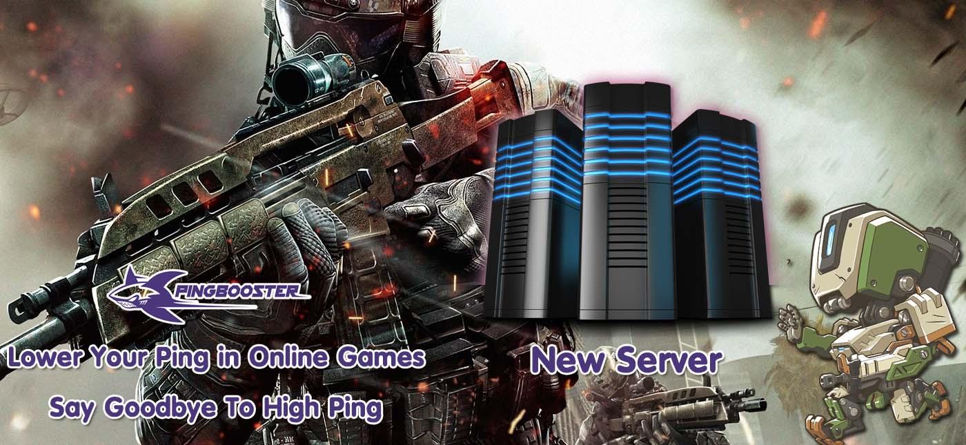 New Update Server PingBosoter