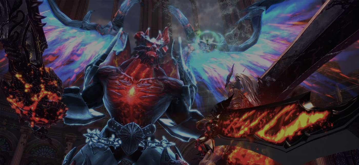 TERA เกม MMORPG  แอคชั่นสุดมันส์ ระดับโลก