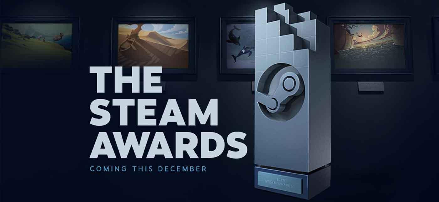 ประกาศผล The Steam Awards 2017