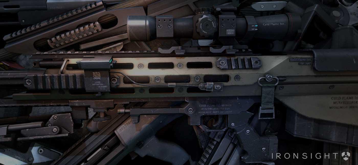 Ironsight – Futuristic warfare online FPS enters Open Beta