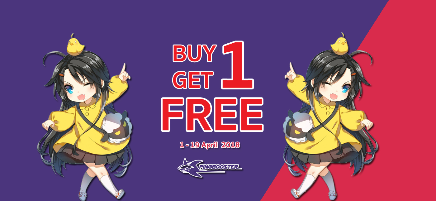 Come back again!!!!! Promotion buy 1 get 1 free for your friend.