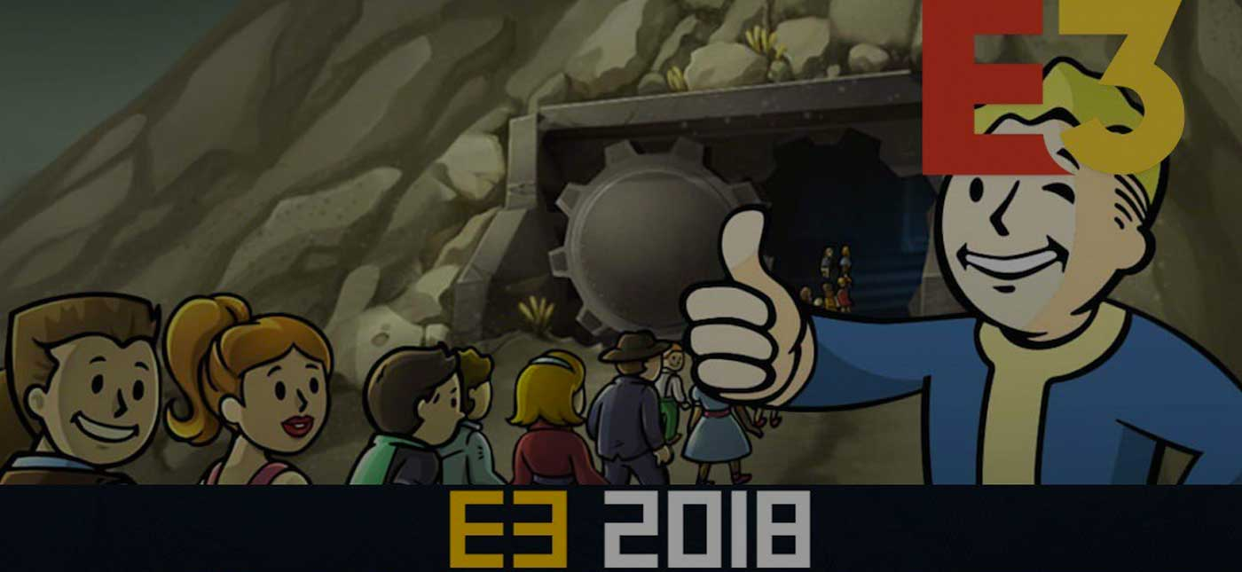 งาน E3 2018 จากค่าย Bethesda
