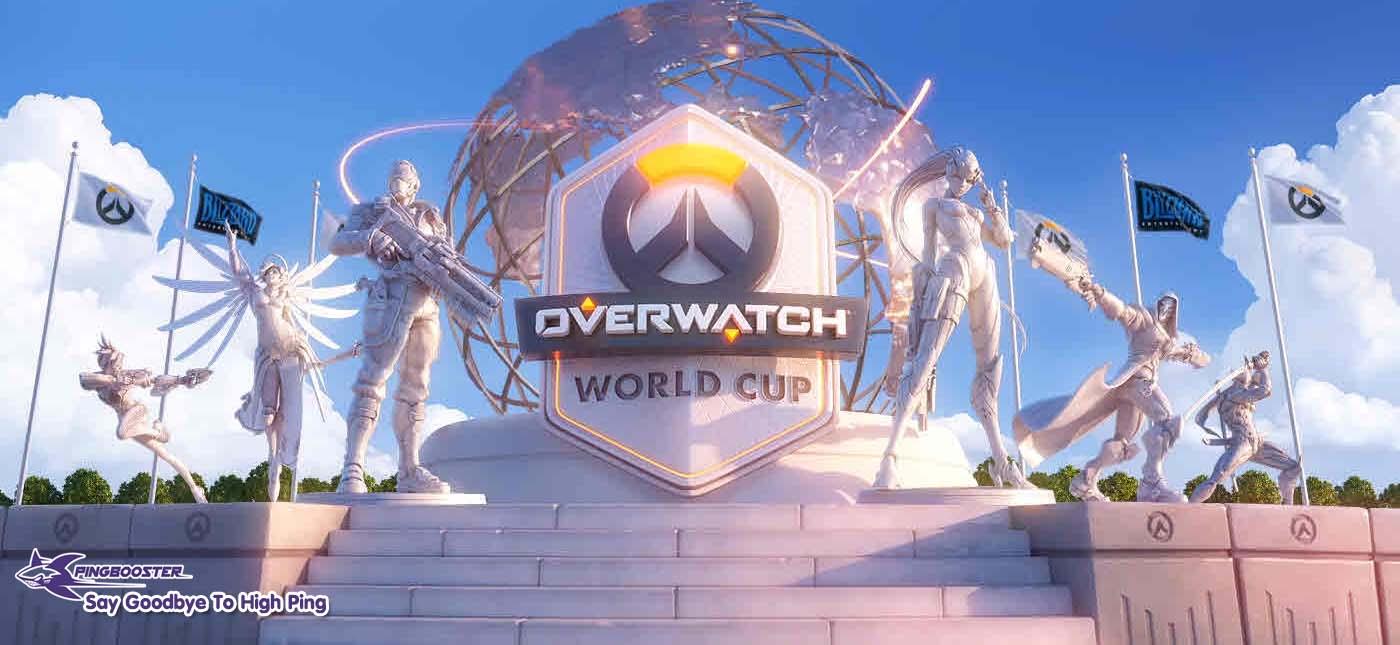 การแข่งขัน OVERWATCH WORLD CUP ประจำปี 2018