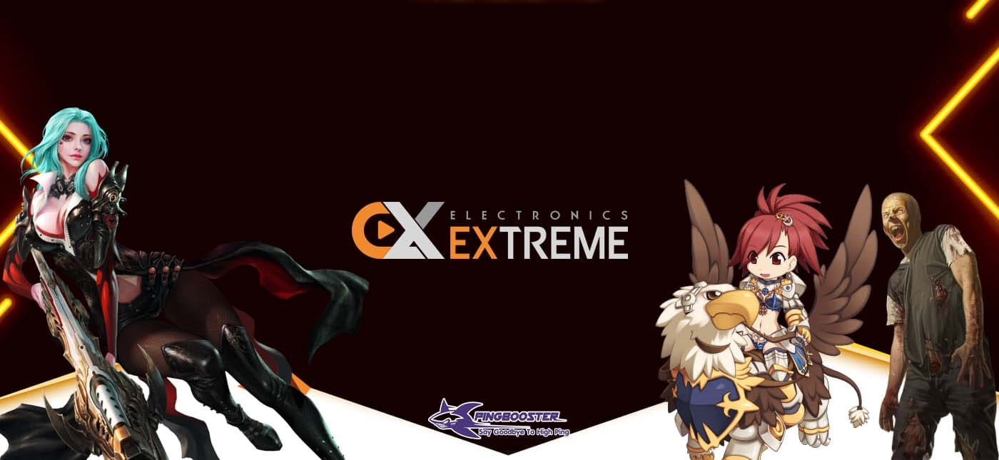 Electronics Extreme มีเกม PC อะไรให้เล่นบ้าง