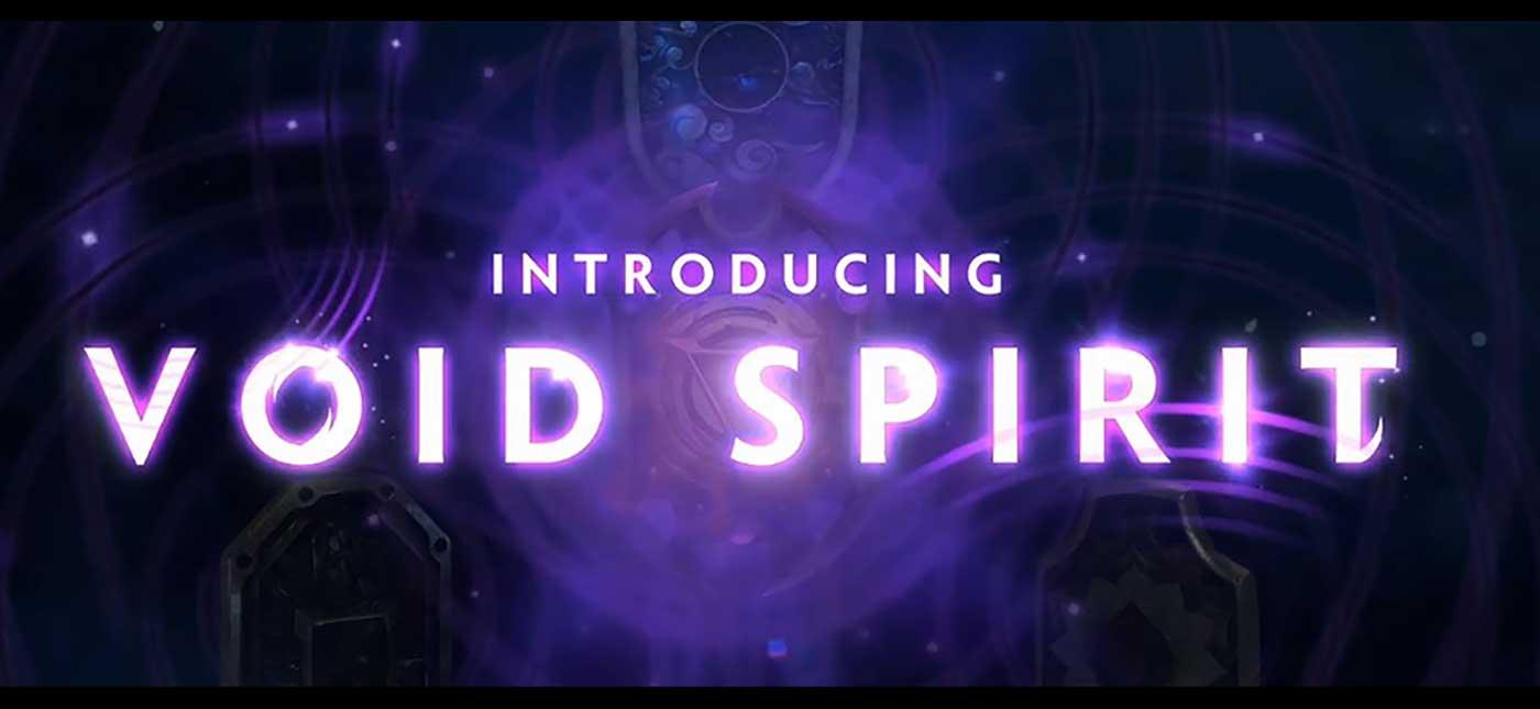 Ti9 New Hero Dota2 Void Spirit เปิดตัวฮีโร่ตัวใหม่