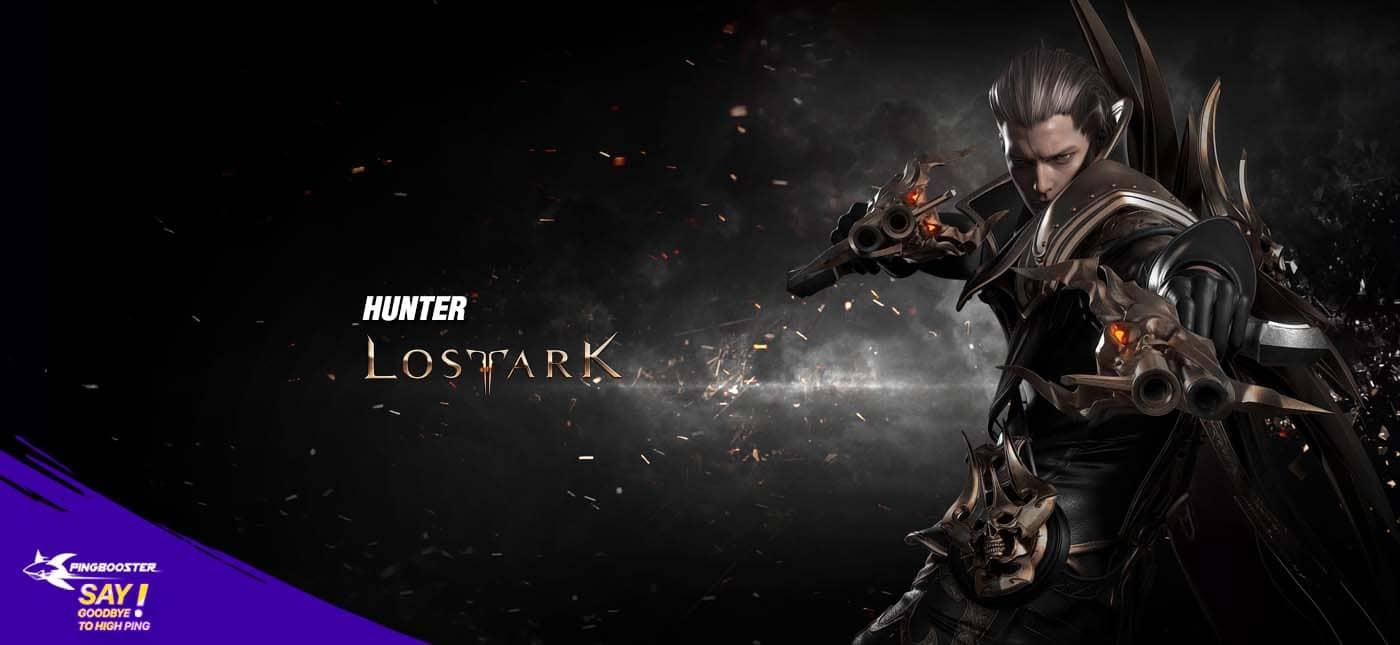 แนะนำตัวละคร Hunter จากเกม Lost Ark