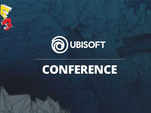 E3 2017 Ubisoft Press Conference