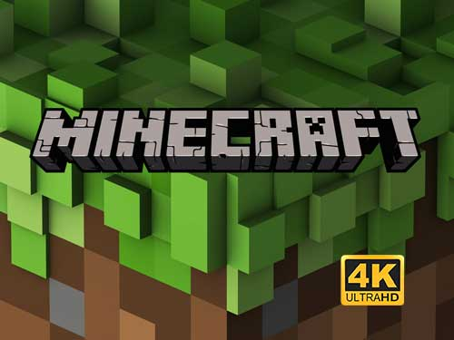 Minecraft 4k เตรียมเปิดให้เล่นกันช่วงปลายปีนี้
