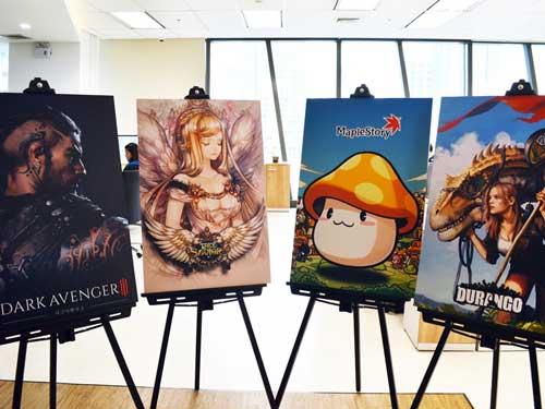 Nexon Thailand ประเดิม 5 เกมแรกบุกตลาดไทยได้เล่นพร้อมกันปีนี้