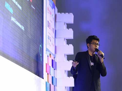 PingBooster ใน Startup Thailand 2017 ที่เชียงใหม่