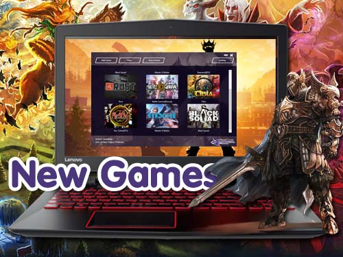เกมใหม่ 9 เกมที่เพิ่มเข้ามาใน PingBooster