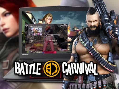 วิธีตั้งค่าเกม Battle Carnival  เพื่อลดแลค ลดปิง ทะลุบล็อก จาก PingBooster รองรับไทยและรัสเซีย