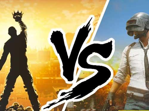 H1Z1 vs PlayerUnknown's Battlegrounds ความเหมือนที่แตกต่าง