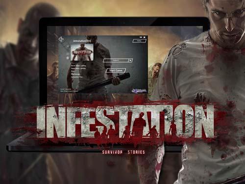 วิธีเล่นเกม Infestation New World โดยผ่านโปรแกรม PingBooster