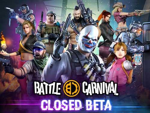 Battle Carnival เปิด CBT ในวันที่ 7 พฤศจิกายนนี้
