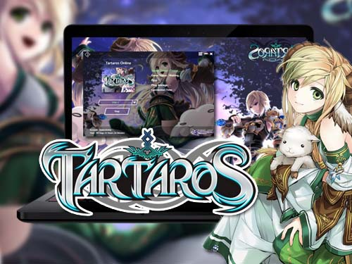 How to use PingBooster Play Tartaros Online