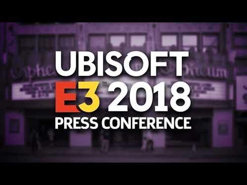 งาน E3 2018 จากค่าย Ubisoft
