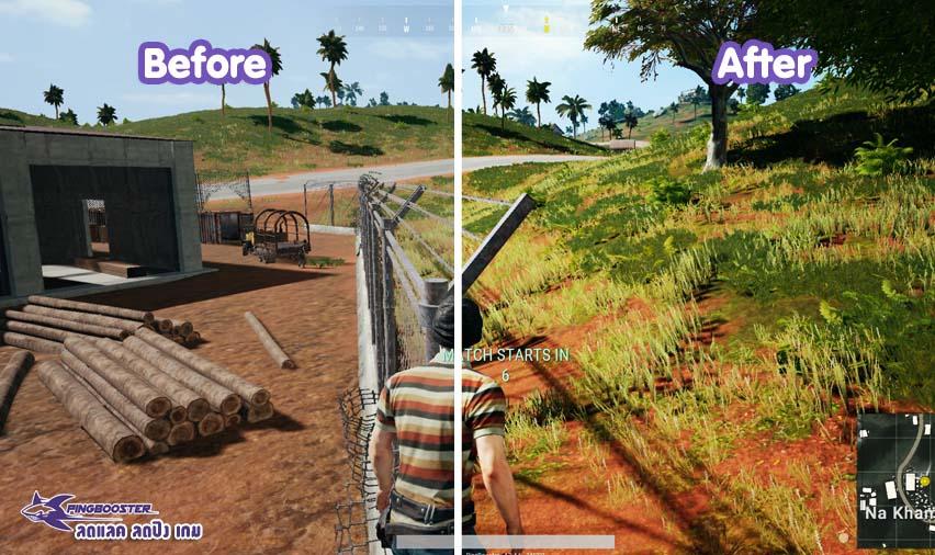 วิธี Setting ในเกม PUBG และ Nvidia ช่วยเพิ่ม FPS