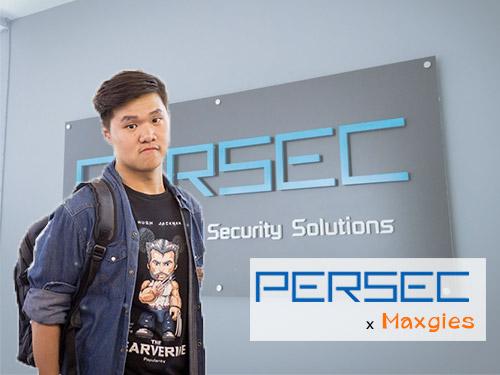 รีวิวฝึกงาน กับ PERSEC CO.,LTD.