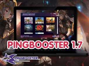 อัพเดท PingBooster Version 1.7 มีอะไรบ้างมาดูกันเลย