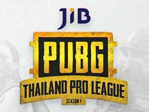JIB PUBG THAILAND PRO LEAGUE SEASON 1 ตื่นตาตื่นใจไปกับการแข่งขัน PUBG รูปแบบลีกครั้งแรกในประเทศไทย