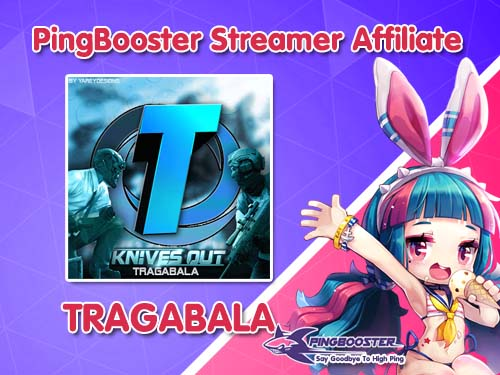 TRAGABALA Review Game PUBG Lite with VPN  PingBooster