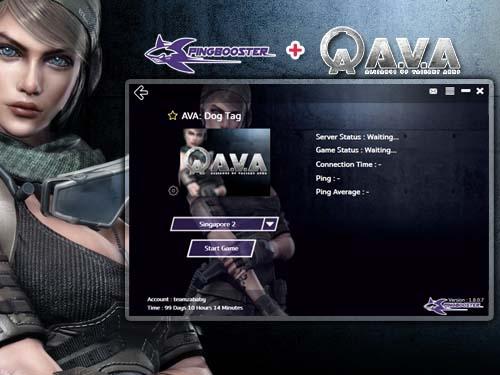 เล่น AVA DOG TAG มีการแลค เกมไม่ลื่น ปิงสูง แก้ได้