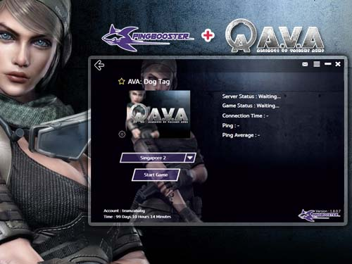 Guide to Fix AVA Dog Tag  Lag by PingBooster VPN