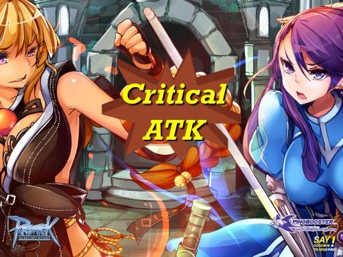 มารู้จัก Critical ATK ในเกม Ragnarok กันว่าคืออะไร?