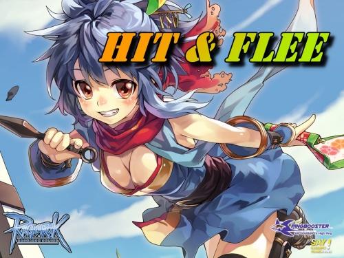 มารู้จัก Hit & Flee ในเกม Ragnarok กันว่าคืออะไร?