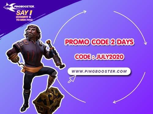PingBooster แจกวันฟรี 2 วันตลอดเดือนกรกฎาคม ลูกค้าพรีเมี่ยมเฉพาะคุณเท่านั้น