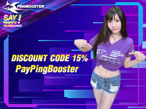PingBooster Discount Code 15%