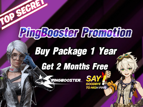 Deal Buy Package 1 YEAR GET 2 MONTHS FREE.