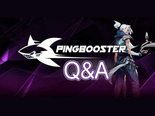 What is PingBooster? What question is included?