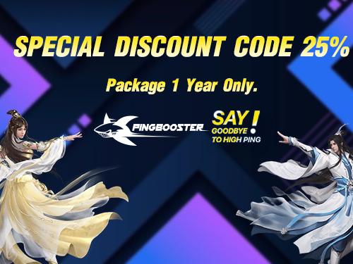 PingBooster มอบโปรโมชั่นสุดพิเศษกลางปีให้ลูกค้าทุกคนตลอดทั้งเดือนมิถุนายน 2564