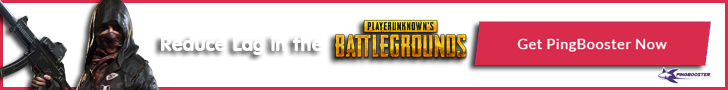 PingBooster for pubg