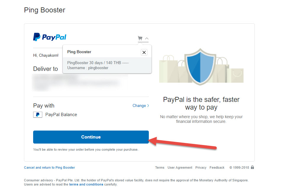 how-to-pay-pingbooster-with-paypal