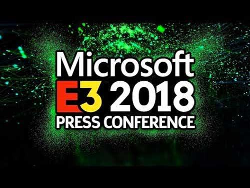 Microsoft E3-2018