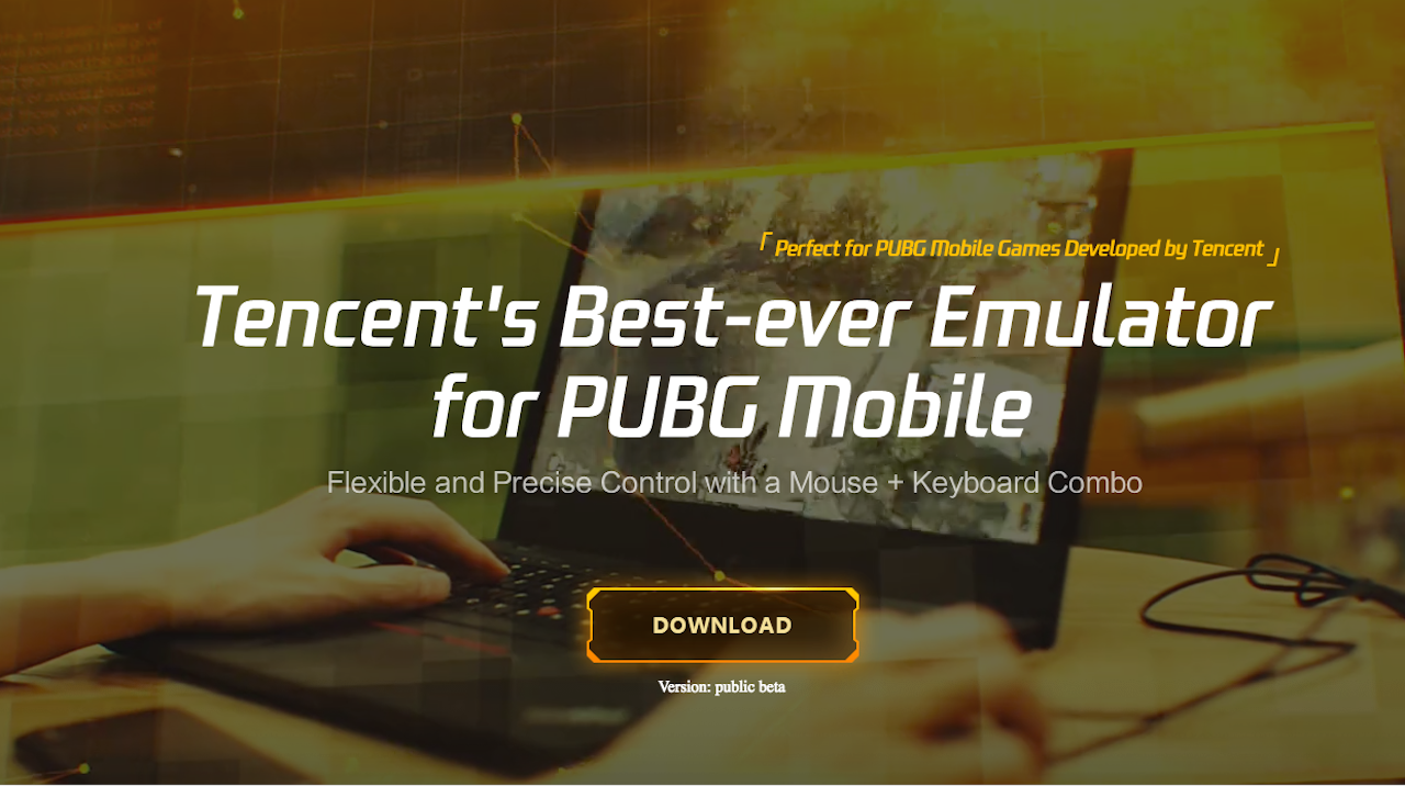 PUBG Mobile (Tencent Gaming)