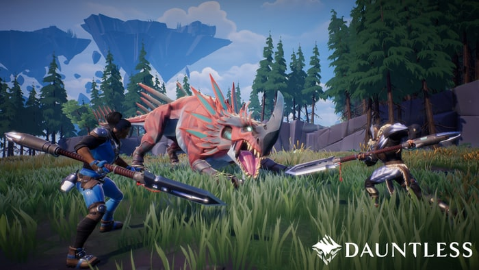 Dauntless PingBooster