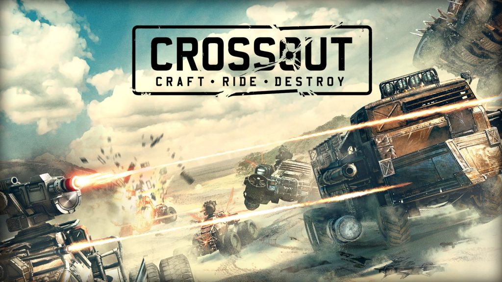Crossout | PingBooster - Say Goodbye to High Ping VPN Service for Gamer