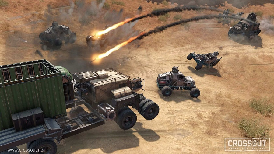 Crossout | PingBooster - Say Goodbye to High Ping VPN