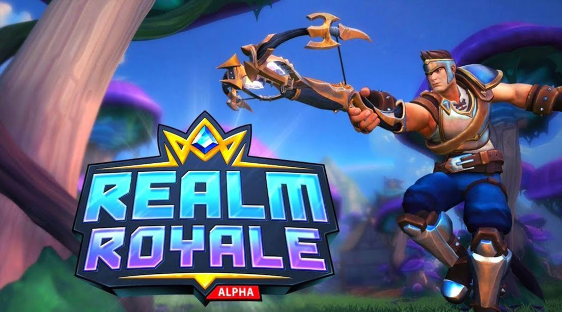 Realm Royale vpn pingbooster