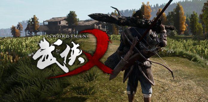 Swordsman X