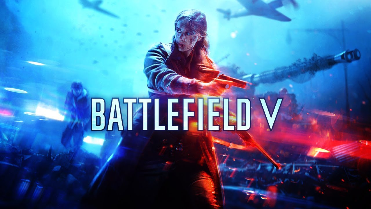 BattlefieldV, First-person shooter, battle royale