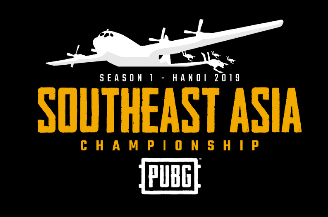 PUBG Southeast Asia Championship 2019