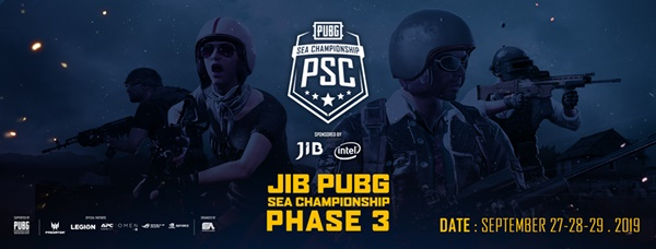 JIB-PUBG-SEA-Championship-Bangkok-2019-Phase-3-Final-Stage