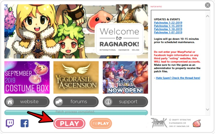 download-register-iro-rt-ragnarok-transcendence